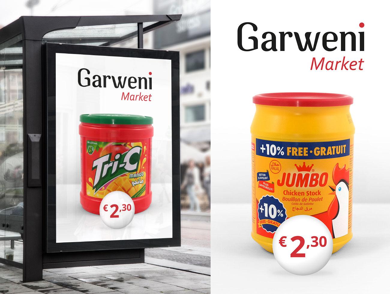 Garweni Market